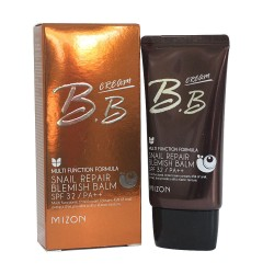 BB CREAM de baba de caracol 50 ml de Mizon