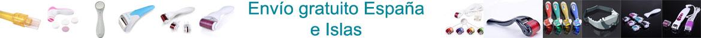 Todos los gastos de envío son gratis siempre que sean dentro de España, a las islas Baleares o a las Islas Canarias